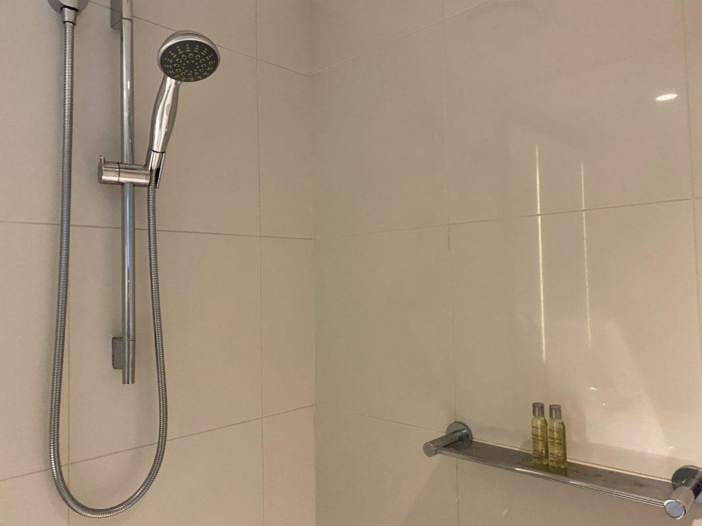 ヒルトン・サーファーズパラダイスの浴室