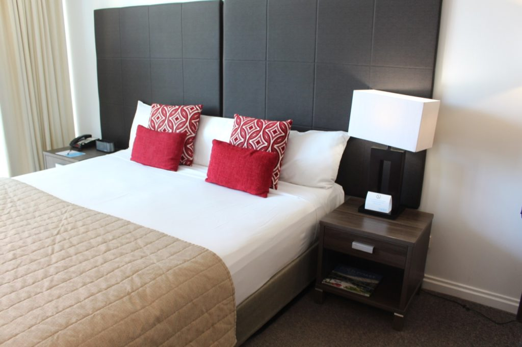 マントラ・レジェンズ・ホテルの客室