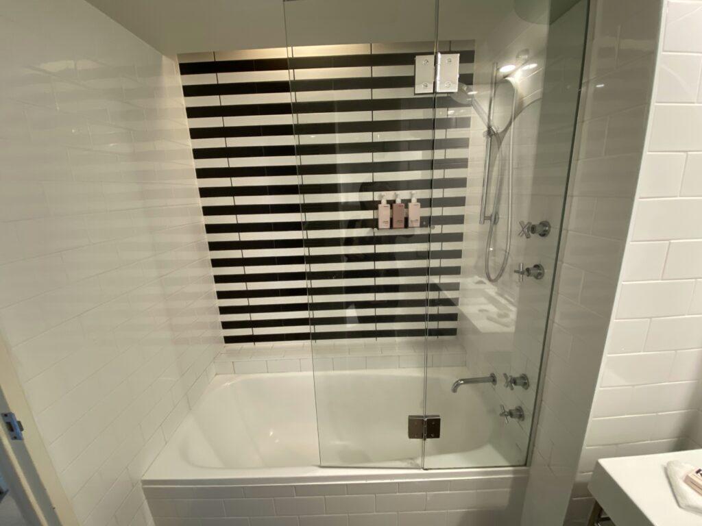 QTゴールドコーストの浴室