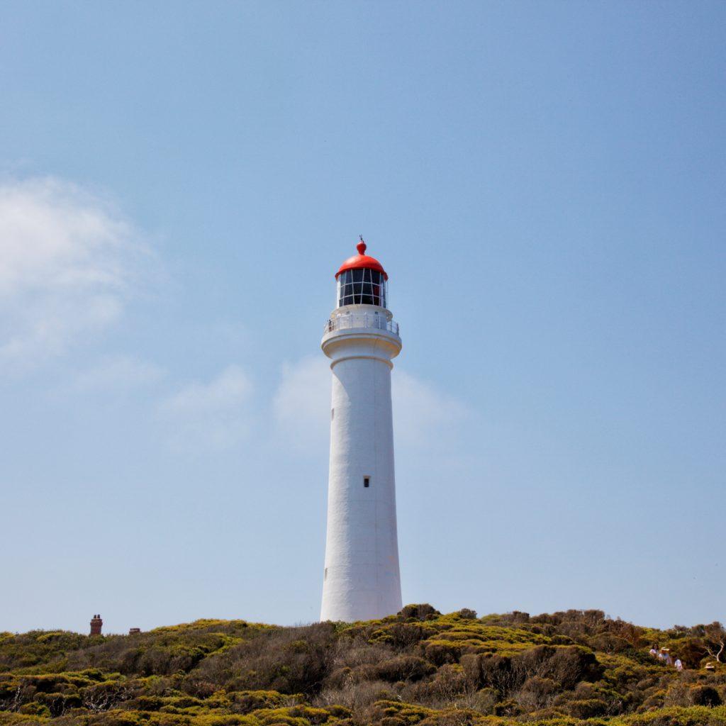 スプリットポイント灯台