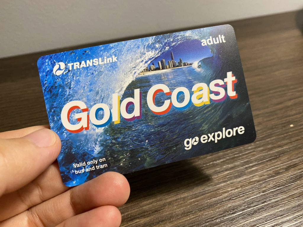 Go explore card