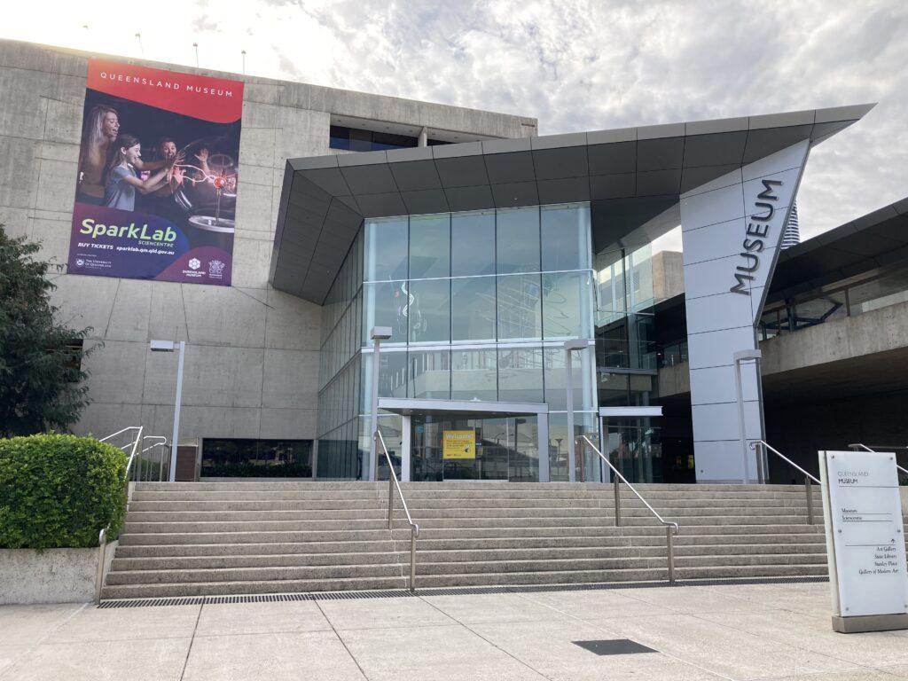 クイーンズランド博物館